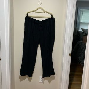 Old Navy Pants - Wide Leg Old Navy Linen Pants